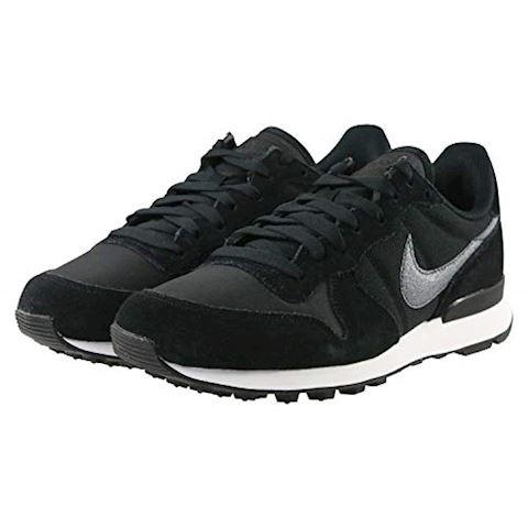 Nike Internationalist Women's Shoe - Black Image 6