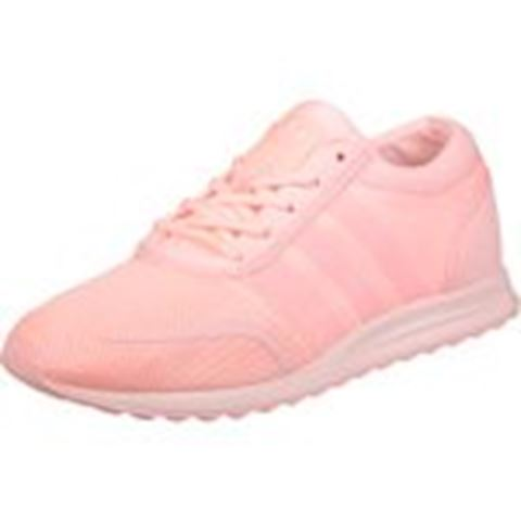 adidas  LOS ANGELES J  girls's Shoes (Trainers) in orange