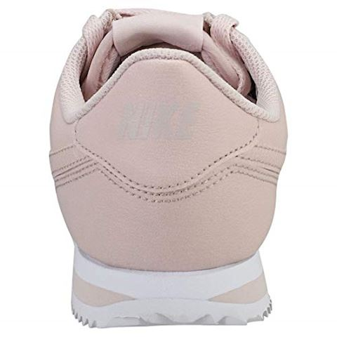 Nike  CORTEZ BASIC SL SS GRADE SCHOOL  girls's Shoes (Trainers) in Pink Image 3