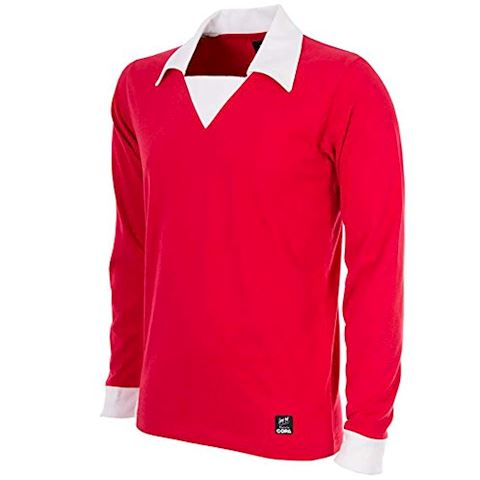 Manchester United Mens LS Home Shirt 1970/71 Image