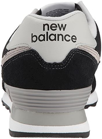 New Balance  ML574  men's Shoes (Trainers) in Black Image 2