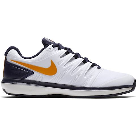 Nike Air Zoom Prestige Clay Men's Tennis Shoe - White Image