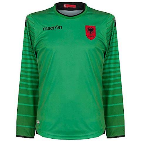 Macron Albania Mens LS Goalkeeper Away Shirt 2016