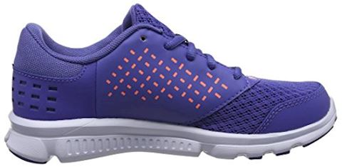 Under Armour GIrls' Pre-School UA Rave Running Shoes Image 6