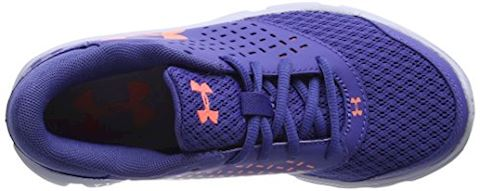 Under Armour GIrls' Pre-School UA Rave Running Shoes Image 7