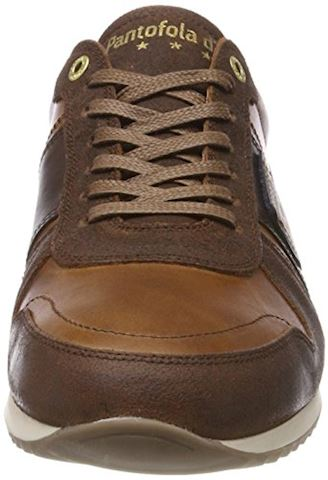 Pantofola d'Oro  TERAMO UOMO LOW  men's Shoes (Trainers) in Brown Image 4
