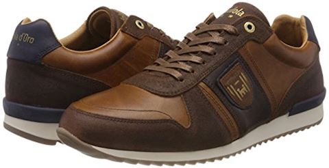 Pantofola d'Oro  TERAMO UOMO LOW  men's Shoes (Trainers) in Brown Image 5