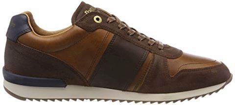 Pantofola d'Oro  TERAMO UOMO LOW  men's Shoes (Trainers) in Brown Image 6