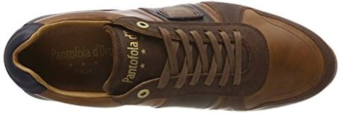 Pantofola d'Oro  TERAMO UOMO LOW  men's Shoes (Trainers) in Brown Image 7