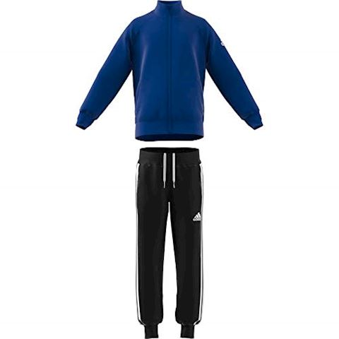 adidas Little Boys Knitted Tracksuits Image 4