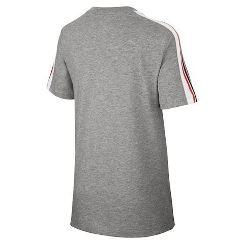 Nike Sportswear Older Kids' (Boys') T-Shirt - Grey Image 2