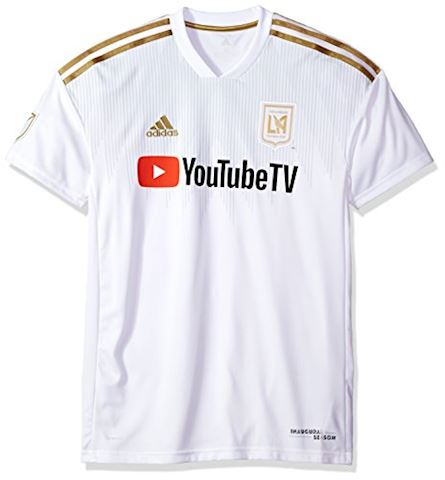 d13aebe0491 adidas Los Angeles FC Kids SS Away Shirt 2018 | 7417A | FOOTY.COM