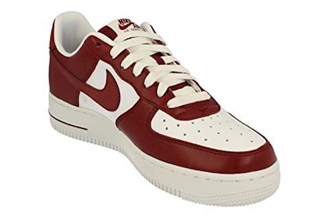 Nike Air Force 1 Low Men's Shoe - Red Image 4