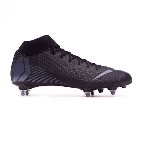 Nike Mercurial Superfly VI Academy SG-PRO Soft-Ground Football Boot - Black Image