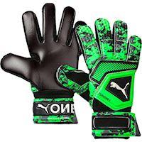 22ba03c9cb93 PUMA Goalkeeper Gloves One Grip 1 RC Hacked - PUMA Black/Charcoal Grey/Green