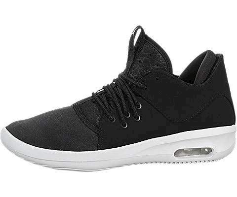 Nike Air Jordan First Class Older Kids' Shoe - Black Image