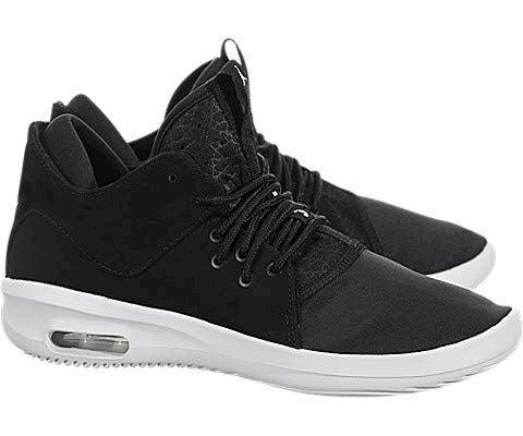 Nike Air Jordan First Class Older Kids' Shoe - Black Image 2