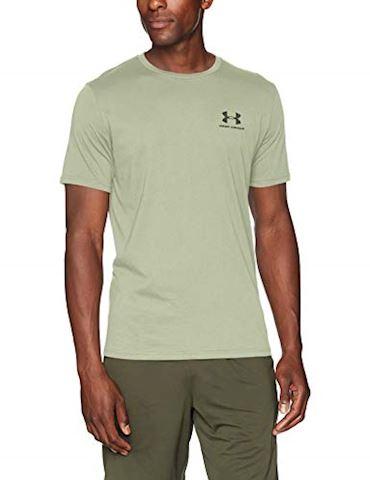 Under Armour Men's UA Sportstyle Left Chest Logo T-Shirt Image
