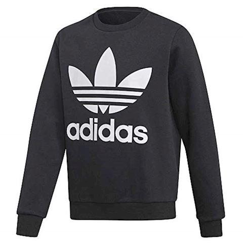 adidas Fleece Crew Sweatshirt Image 4