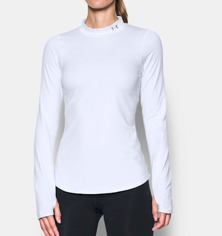 Under Armour Women's ColdGear Armour Fitted Mock Neck Image