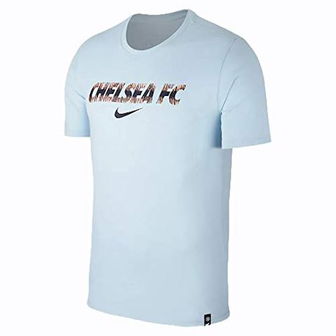 Nike Chelsea FC Dri-FIT Men's Football T-Shirt - Blue Image