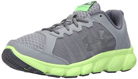 Under Armour Boys' Grade School UA Micro G Assert 6 Running Shoes Image