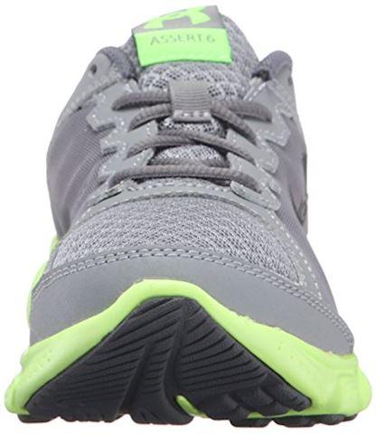 Under Armour Boys' Grade School UA Micro G Assert 6 Running Shoes Image 4