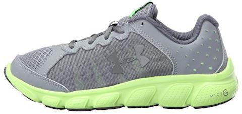 Under Armour Boys' Grade School UA Micro G Assert 6 Running Shoes Image 5