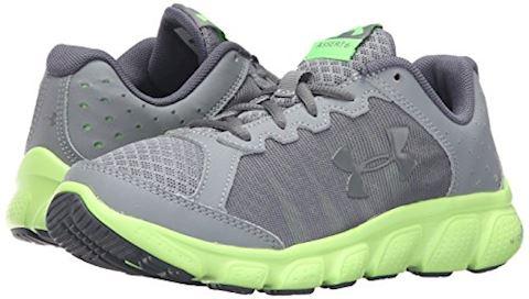 Under Armour Boys' Grade School UA Micro G Assert 6 Running Shoes Image 6
