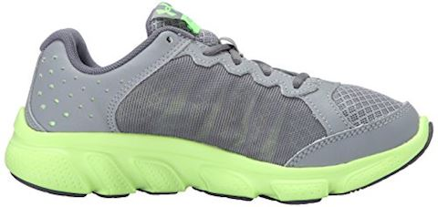 Under Armour Boys' Grade School UA Micro G Assert 6 Running Shoes Image 7