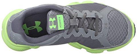 Under Armour Boys' Grade School UA Micro G Assert 6 Running Shoes Image 8