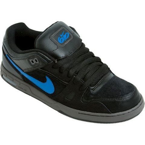 Nike SB Bruin Low Women's Skateboarding Shoe - Black Image