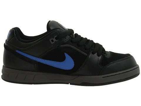 Nike SB Bruin Low Women's Skateboarding Shoe - Black Image 11