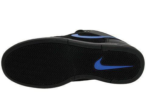 Nike SB Bruin Low Women's Skateboarding Shoe - Black Image 13