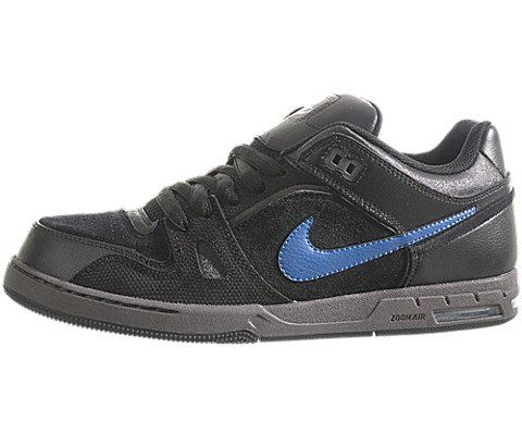 Nike SB Bruin Low Women's Skateboarding Shoe - Black Image 2