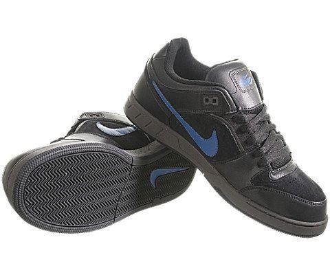 Nike SB Bruin Low Women's Skateboarding Shoe - Black Image 4