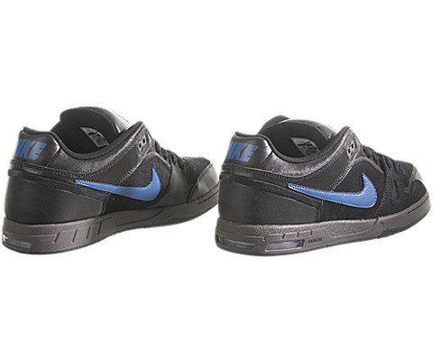 Nike SB Bruin Low Women's Skateboarding Shoe - Black Image 5