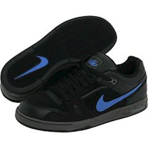 Nike SB Bruin Low Women's Skateboarding Shoe - Black Image 6