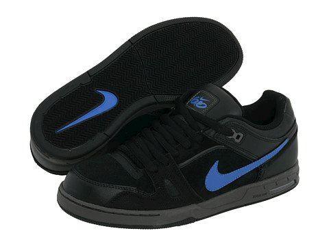 Nike SB Bruin Low Women's Skateboarding Shoe - Black Image 7