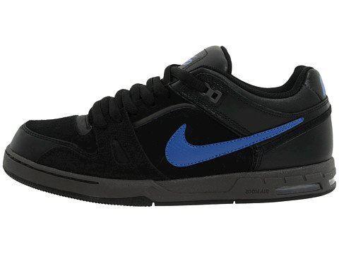 Nike SB Bruin Low Women's Skateboarding Shoe - Black Image 10