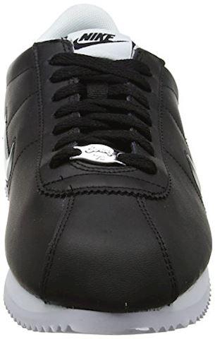 Nike Cortez Basic Jewel Men's Shoe - Black Image 4