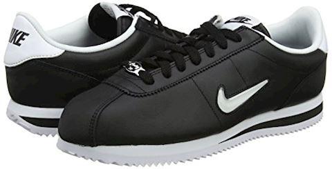 Nike Cortez Basic Jewel Men's Shoe - Black Image 5