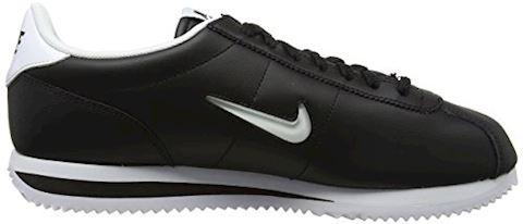 Nike Cortez Basic Jewel Men's Shoe - Black Image 6