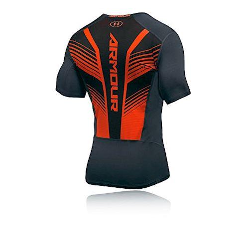 Under Armour Men's HeatGear SuperVent Armour Short Sleeve Compression T-Shirt Image 2