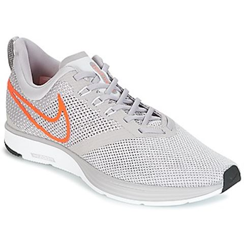 9773d4cc16c4 Nike ZOOM STRIKE men s Running Trainers in Grey Image