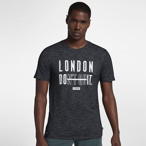 Nike Dri-FIT (London) Men's Training T-Shirt - Black Image