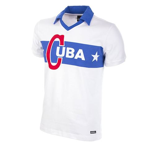 Cuba Mens SS Home Shirt 1962 Image