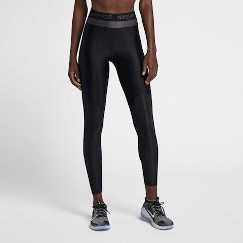8b44c15a84e26 Nike Pro HyperCool Women's Mid-Rise Training Tights - Black | AA3949 ...