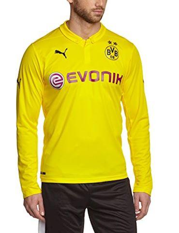 Puma Borussia Dortmund Mens LS Home Champions League Shirt 2014/15 Image