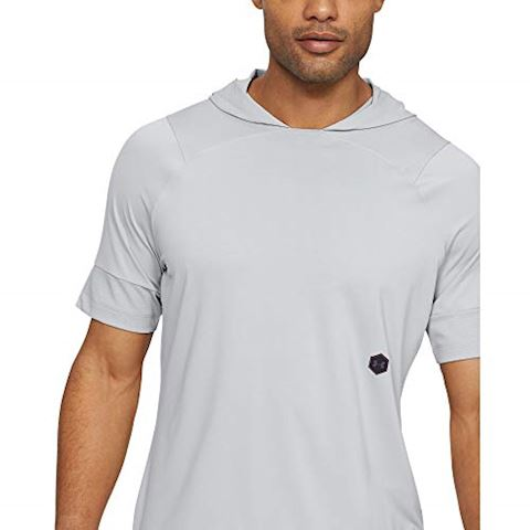 Under Armour Men's UA RUSH Short Sleeve Hoodie Image